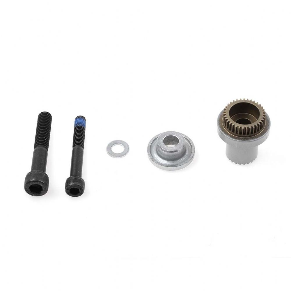 Adaptor kit, silver, for PUSH/PULL
